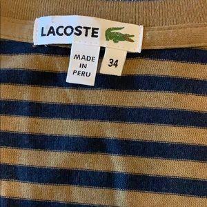 Lacoste Tops - Lacoste long sleeve women's tee